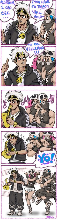 We Are Number One But It's Yo Boy, Guzma