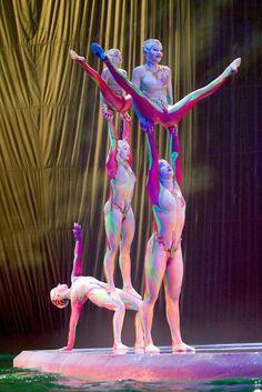 Cirque du Soleil - Acro