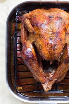 How to Cook and Carve Your Thanksgiving Turkey Like a Pro