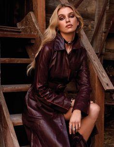 Stella Maxwell   Western Fashion Editorial   Vogue Thailand Cover