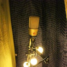 Something we loved from Instagram! Working on some vocal touch ups at 2:30 in the morning. #neumannmic #neumanntlm103 #homerecording #diymusician #diyvocalbooth #christmaslights #raspberrypie #raspberrypi #isolationbooth #popfilter by raspberrypieinthesky Check us out http://bit.ly/1KyLetq