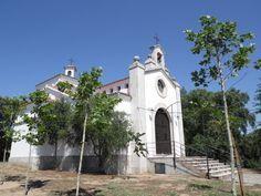 NAVALCÁN (TOLEDO) - Ermita de San Isidro.