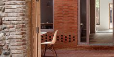 #facade#fachada#renovation#rehebiliatacion#casaecologica#ecohouse#bioclimatichouse#courtyard#brick#patio#ladrillovisto#arquitectura#decoracion#architecture#decoration