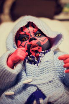 Baby Darth Maul!