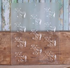 Anchor Chocolate Mold  Can use on top of cookies instead of piping anchors and whales or on top of rice Krispy treats