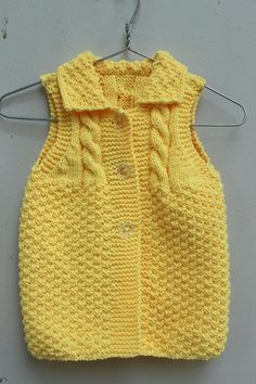 Đan áo len cho bé gái phần 1
