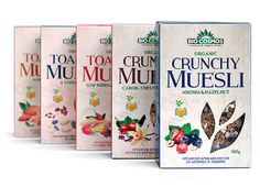 #packaging #desing #package #box #graphic #window #cut #food Package Box, Muesli, Food Packaging, Berries, Windows, Berry Fruits, Berry, Blackberry, Window