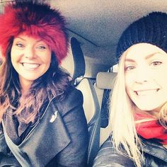 Gemma and Anne going Christmas shopping!