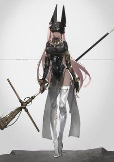 neco on - Best anime list Fantasy Character Design, Character Design Inspiration, Character Concept, Character Art, Character Outfits, Fantasy Girl, Fantasy Team, Fantasy Characters, Anime Characters
