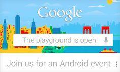 Evento Android 29 ottobre