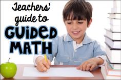 Learn how to implement guided math in your classroom in just a few easy steps!