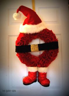 50 DIY Santa Christmas Decoration IdeasSanta Claus is the most famous fictional character associated with Christmas. Though it