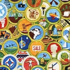 Sewing Scout patches can be a bit of a challenge, let alone figuring out where they all belong! Here's some information that should answer your questions;