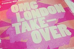 The OMC London Takeover - Mini Review - London… you were AMAZING!!! big love to everyone who came along, 'one in one out' mega power!!!! and thank to The Big Chill Bar for letting us do the takeover.  - http://oldmancorner.co.uk/blog/omc-london-takeover-mini-review/