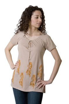 HennaStyle Screenprinted Tshirt by DivineNYCo on Etsy, $20.00
