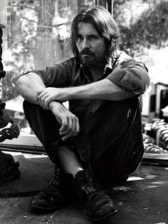 Christian Bale / Photographe by Mikael Jansson / For WSJ Magazine December 2014