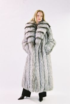 Fox Fur Coat | Furs & Softwear 2 | Pinterest | Coats Fox fur coat