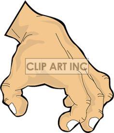 Hand grabbing -graphicsfactory.com-Hands-Pin-12
