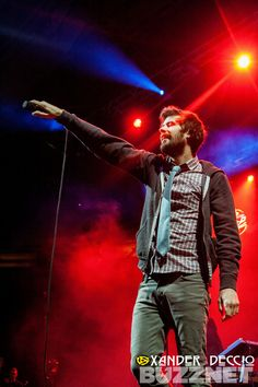 Passion Pit @ Deck The Hall Ball in Seattle, WA 12/4/2012. More photos: http://buzznet.com/~g93d437