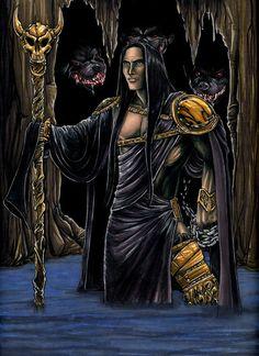 Hades by Lynne Anderson / lynneanderson