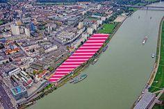 Linz: Zündende Ideen zum Urfahrmarktgelände gefragt