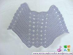 Bellisima remera…Una de mis favoritas – Mi Rincon de Crochet