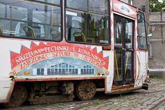Szczecin. Muzeum Techniki i Komunikacji
