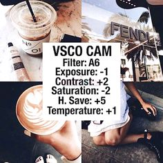 VSCO cam hack : How to find the best filters and reach the ultimate result you want your pictures to have! Instagram Theme Vsco, Instagram Feed, Instagram Lifestyle, Lifestyle Blog, Instagram Photo Ideas, Instagram Makeup, Photography Filters, Photography Editing, Photo Editing
