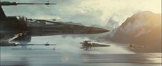 UN MUNDO DESDE EL ABISMO: Teaser 'Star Wars: The Force Awakens'