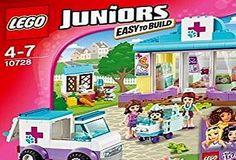 LEGO Mia's Vet Clinic Juniors Hospital Set 10728 - New Sealed for sale online Lego Friends Sets, Lego Juniors, Vet Clinics, Cute Little Baby, Boxes For Sale, Lego Brick, Building Toys, Dolls, Ebay