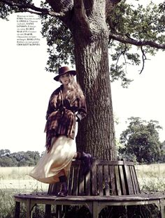 sage petra: petra palumbo by marsy hild for l'officiel paris october 2014