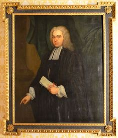 18TH Century Portrait of a Barrister