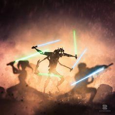 Star Wars Villains - Général Grievous
