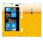 Nokia Lumia 800 sör skin www.mayom.eu Phone, Self, Telephone, Phones, Mobile Phones