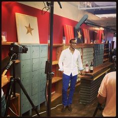Last week Vinolovers Founder and CEO, Justin Harrison, was interviewed for an upcoming documentary by AMEX/PBS featuring emerging startups and 1776DC
