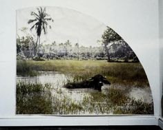 Helen Mayer HARRISON and Newton HARRISON The Lagoon Cycle. Fifth Lagoon. 1972-82 Photographs, text, collage, drawings Forts, Environmental Art, Land Art, Photographs, Collage, Artists, Drawings, Painting, Sketches