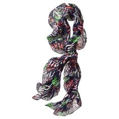 The Webster at Target Palm Ruffle Scarf