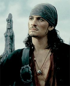 Will Turner (Orlando Bloom) Will Turner, Captain Jack Sparrow, William Turner Pirates, Will And Elizabeth, Elizabeth Swann, Orlando Bloom Legolas, On Stranger Tides, Johny Depp, Z Cam