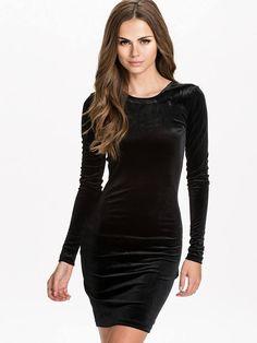 Black elegant party dress women back see through lace dress spandex black  long sleeve sexy mini fashion vintage dress 8aaff2e21