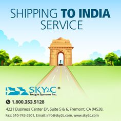 If you are planning to ship to India from the United States, you might have to look for a shipping service that will help move all your luggage to your new country without damage or loss.