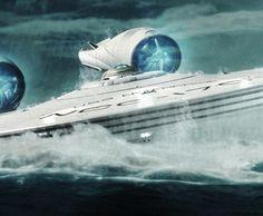 The USS Enterprise rises in new Star Trek Into Darkness poster | Blastr