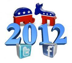 5 Social Media Tips From The 2012 Election Social Business, Business Class, Social Media Impact, Social Media Tips, 2012 Election, Thing 1 Thing 2