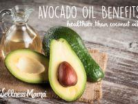 Avocado Oil Benefits: Healthier than Coconut Oil? | Wellness Mama | Bloglovin'
