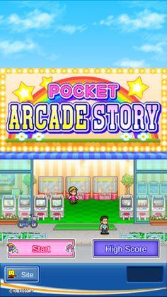 Pocket Arcade Story v1.1.3  (Mods) Apk Mod  Data http://www.faridgames.tk/2016/11/pocket-arcade-story-v113-mods-apk-mod.html