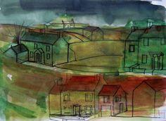Percy Kelly - Waverton: I just love Percy's work.