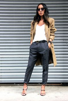 5 Chic Pants To Wear To Work | CAREER GIRL DAILY | Bloglovin'