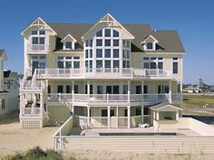 The Oasis #415 - Oceanfront house - Avon, Outer Banks (OBX) | RentABeach