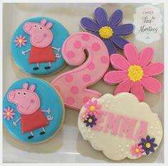 Original idea para comida de una fiesta de cumpleaños de Peppa Pig. #Peppapig #party