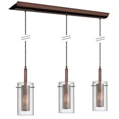 Found it at Wayfair - Pendant Series 3 Light Kitchen Island Pendant