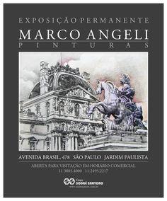 RETRATOS DA VIDA: EXPOSIÇÃO PERMANENTE MARCO ANGELI